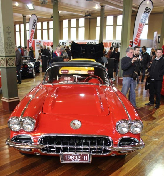 1959 Chevrolet Corvette C1 (Series 2 ) Roadster
