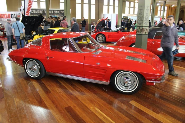 1963 Chevrolet Corvette C2 Stingray Coupe