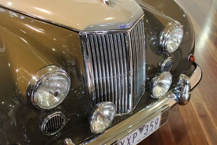 1960 Armstrong Siddeley Star Sapphire Saloon
