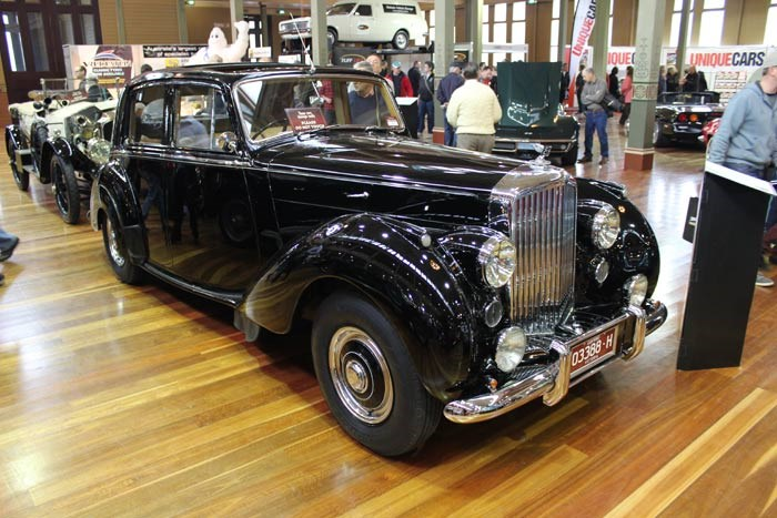 1951 Bentley Mk VI Sedan