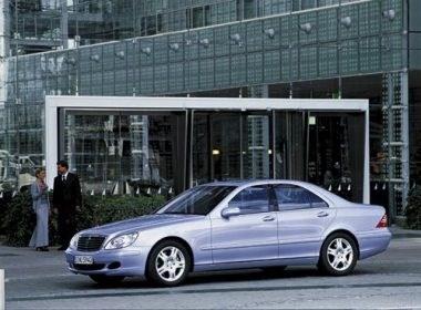 Mercedes Benz W220 S Class Buyers Guide