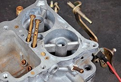 Workshop advice: Rebuilding a carburettor