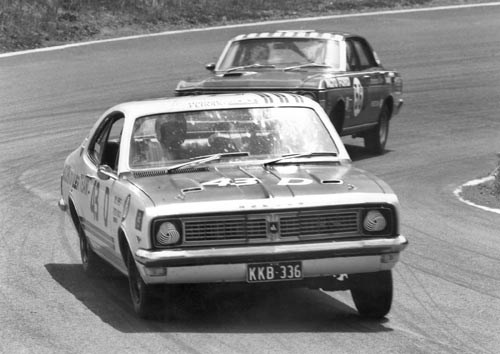 1969 Brock West Bathurst Monaro