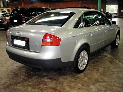 Buying a 1997-2002 Audi A6