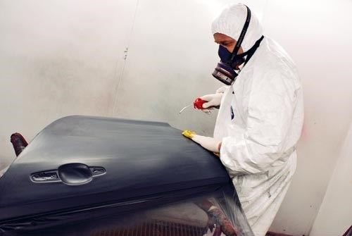 Feature: Automotive Paint