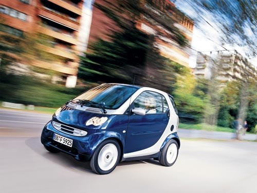 Buying a 2003-08 Smart City Coupe/ForTwo
