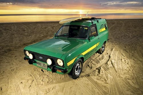 1978 Ford Escort Sundowner