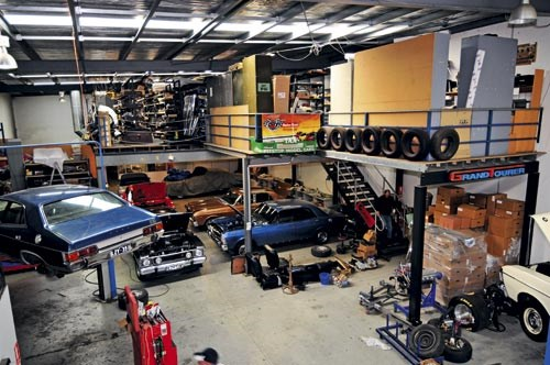 Falcon GT-HO Phase III Project begins