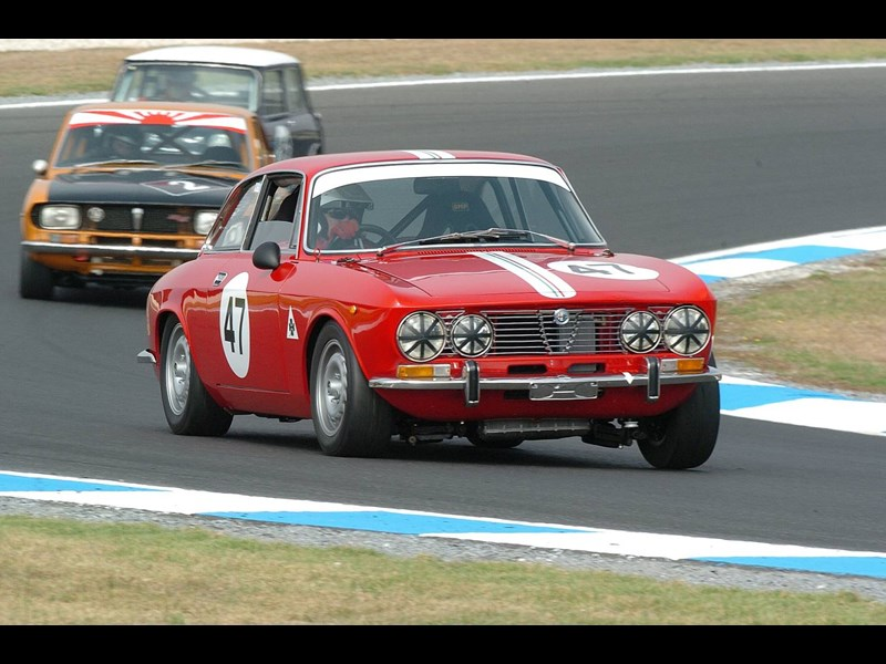 Alfa's century celebrated at 2010 Phillip Island Classic