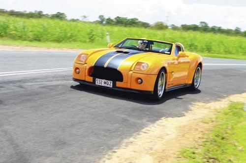 DRB Cobra Review - Drb sports cars queensland