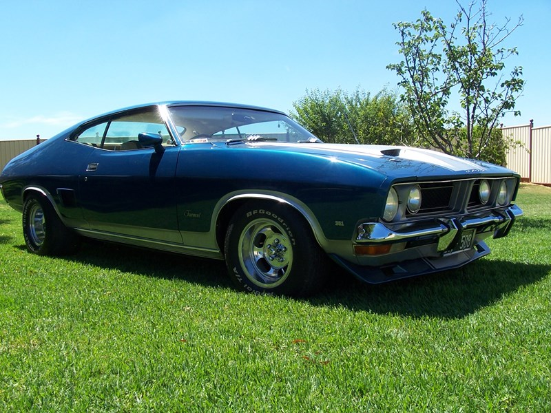 Joe Acciarito's 1974 XB Fairmont Coupe