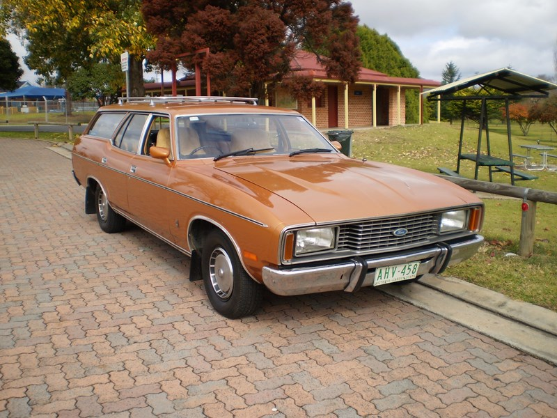 Peter Harvey's 1978 XC Fairmont Wagon