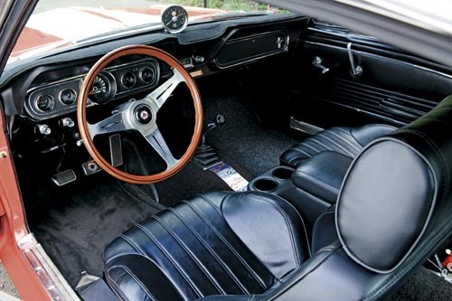 Phil Walker's 1966 Shelby Mustang GT350H: Our cars
