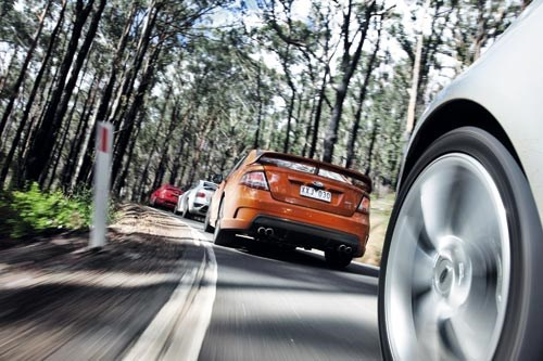 2011 FPV: GT, GT-E and GS review