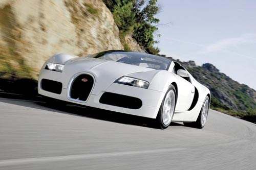 Driven: Bugatti Veyron Grand Sport