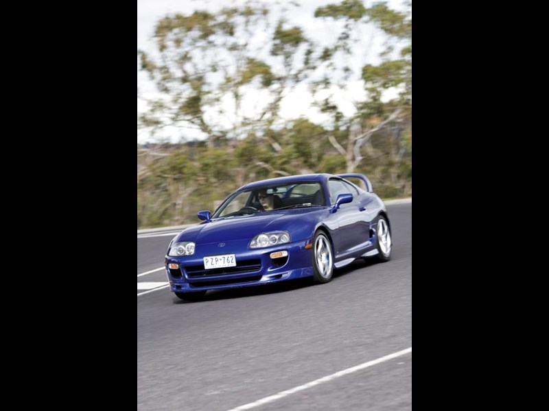 Buyer's guide - Toyota Supra JZA80 (1993-99)