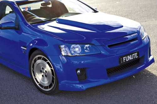 Holden VE Commodore SS ute