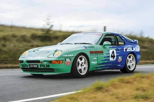 Porsche 968 RS Turbo Replica