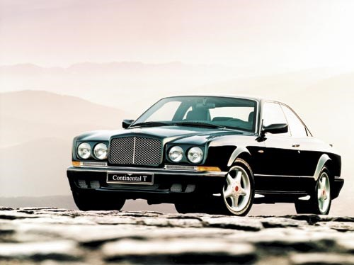 Bentley Continental Coupe