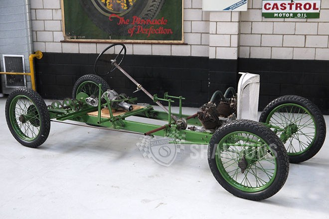 c1920s G.N. V-Twin 'Special' Rolling Chassis (project)