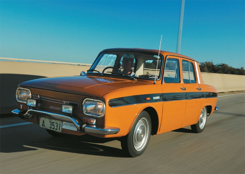 1970 Renault 10S