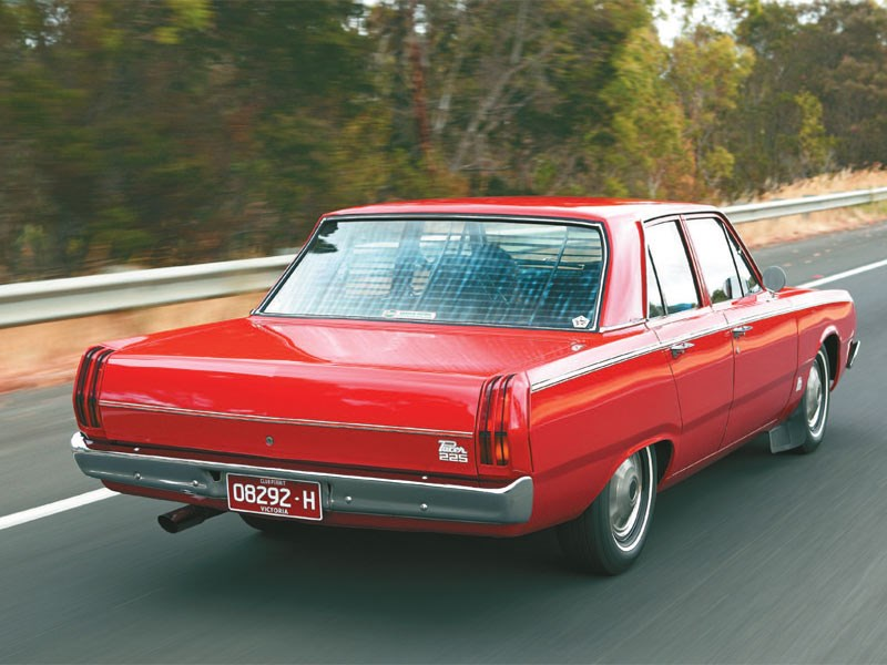 1969 Valiant VF Pacer