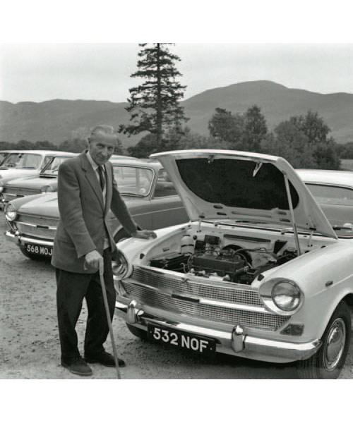 Austin 1800 Review: Classic Cars