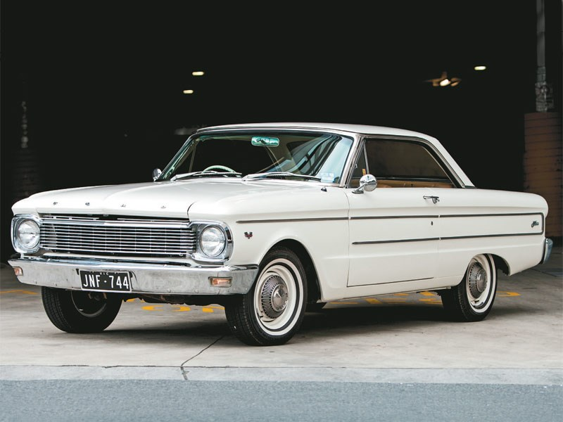 Ford Falcon XM/XP