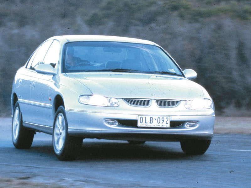 Holden VT Commodore