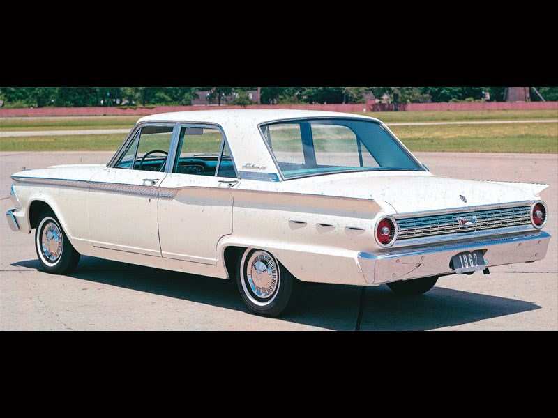 Ford Fairlane 500 Compact