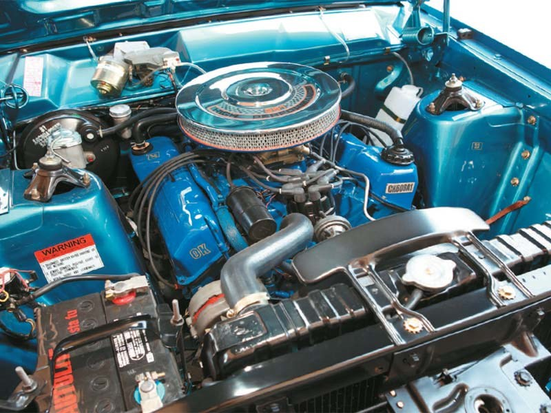 History of the Ford 351 V8 engine: Aussie connection
