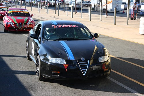Alfa Romeo - Veloce Racing Association