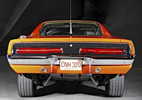 General Lee: 1969 Dodge Charger
