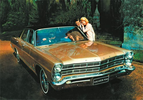 1967-68 Ford Galaxie