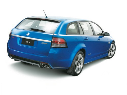 Holden VE Commodore SS/SS V