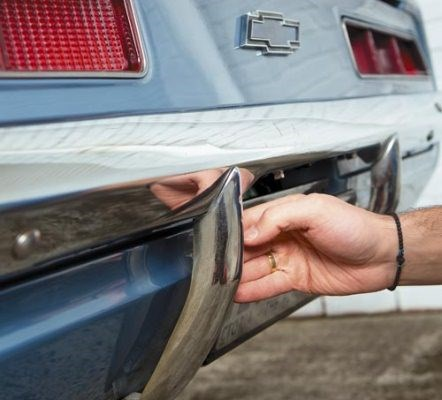 Feature: Inspecting a classic car