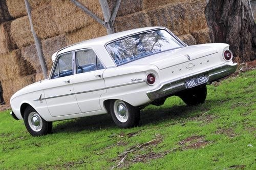 Ford Falcon XL/XM