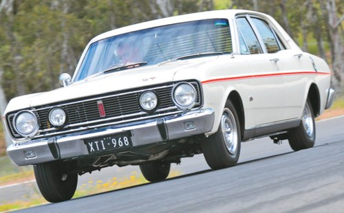 Ford Falcon XR/XT GT