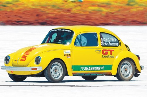 Salt Lake Racer VW Beetle