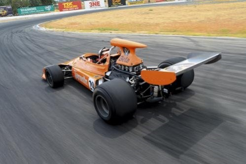 1974 March 741 F1 at Winton