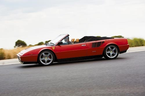 ferrari mondial review past blast with john bowe. Black Bedroom Furniture Sets. Home Design Ideas