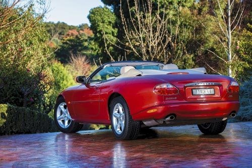Buyer's Guide: Jaguar XK8/XKR