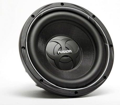 FUSION PP-SW120 12-inch Powerplant Subwoofer