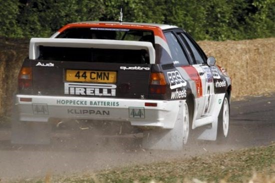 Goodwood: 1983 Audi Quattro