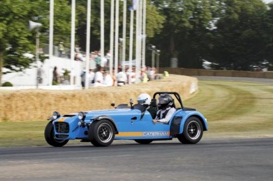 Goodwood: Caterham 620R