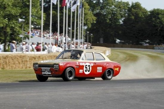 Goodwood: Ford Escort Twin Cam
