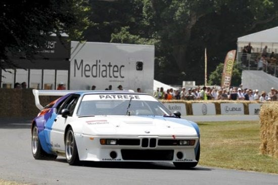 Goodwood: BMW M1