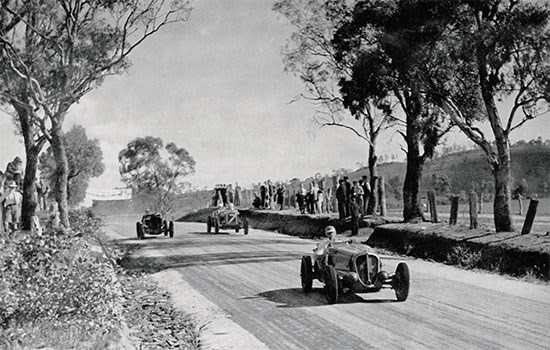 Feature: History of Bathurst