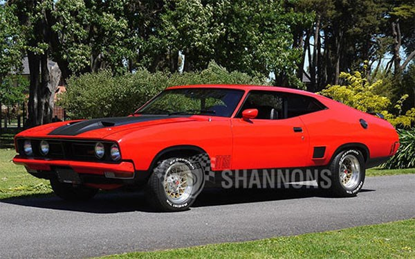 1975 Ford XB Falcon 'GT Replica' Coupe