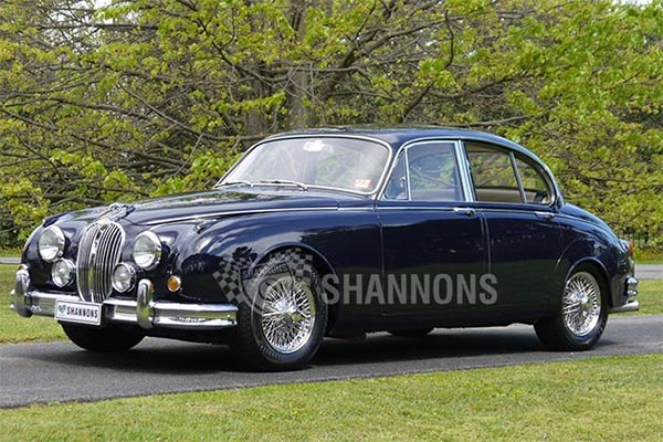 1964 Jaguar Mk II '4.2 Improved' Saloon